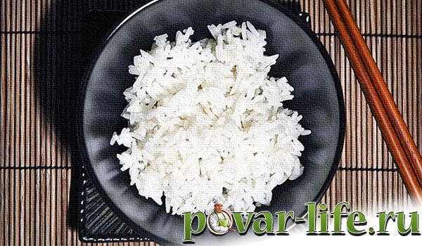 Вкусный рис рецепт с фото