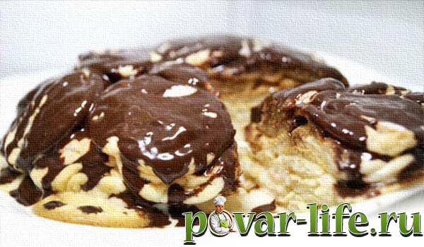 торт черепаха со сметаной и глазурью пошаговый рецепт