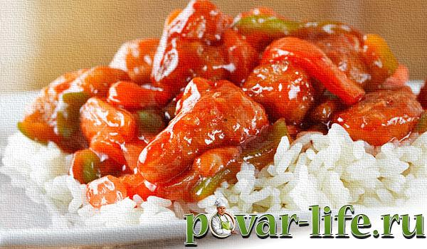 рецепт мясо габаджоу