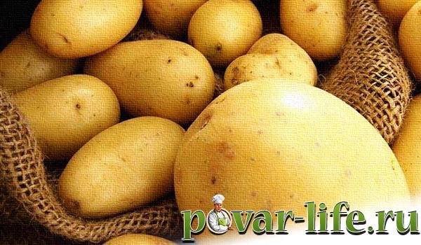 Рецепт картофельных лепешек в духовке