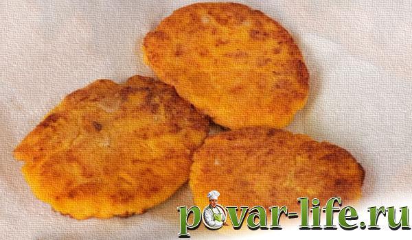 Диетические капустные котлеты рецепт с фото пошагово