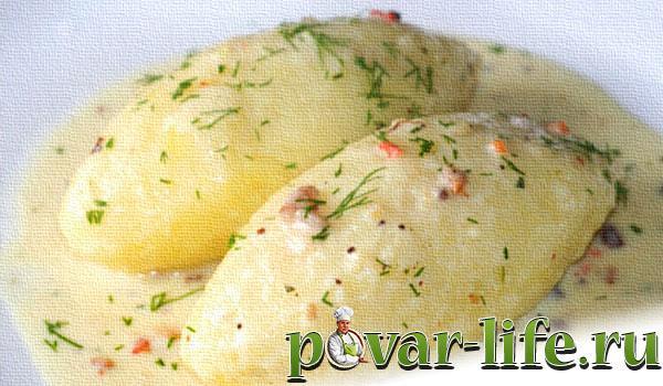 как приготовить ципилины из картофеля