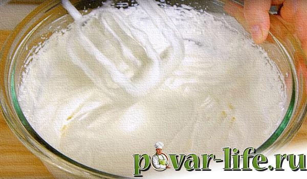 марципаном с фото торты домашние