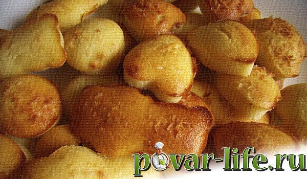 Рецепт мягкого печенья в духовке