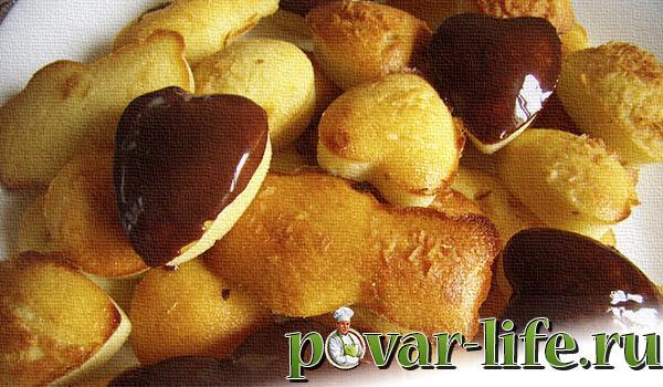 рецепты мягкого печенья с фото в домашних условиях