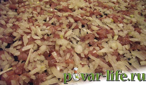 Картофель по-французски со свининой