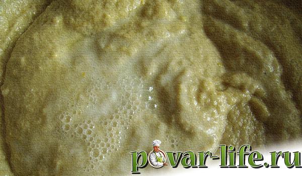 Рецепт тыквенного манника в духовке