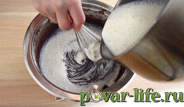 Рецепт зеркальной глазури для торта