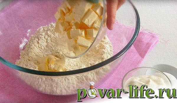 Рецепт торта «Стёпка растрёпка»