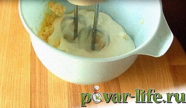 Торт с вишней и кремом из сметаны с фото пошагово 113