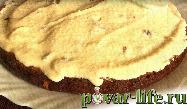 Рецепт торта «Чёрный принц»