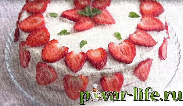 Рецепт торта «Шкатулка» с фото
