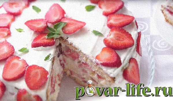 Рецепт торта «Шкатулка»