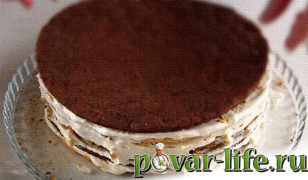 Рецепт торта «Мишка на севере»