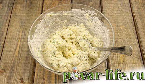 Рецепт закуски «Мандаринки»