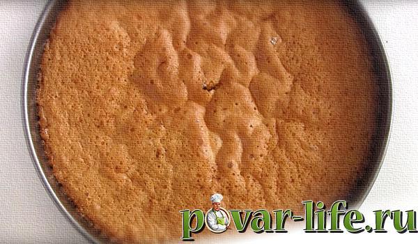 Рецепт торта «Три молока»