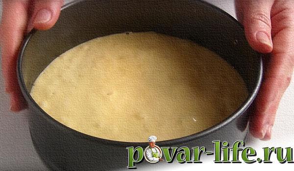 Рецепт торта «Золотой ключик»