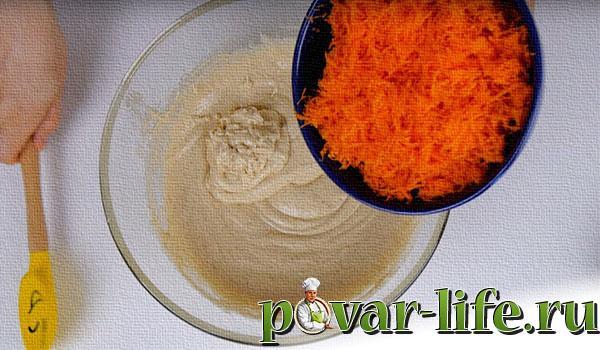 Рецепт «Морковного торта» в домашних условиях
