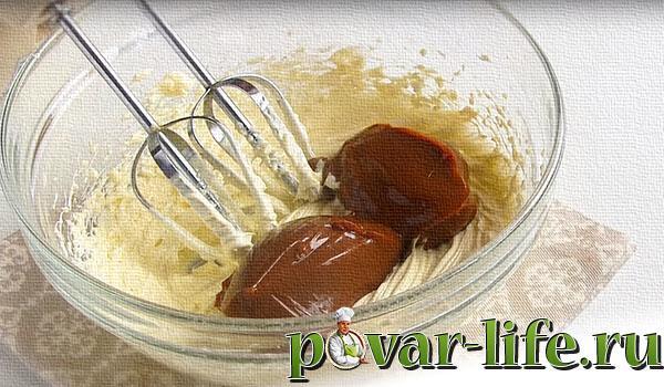 Рецепт шоколадного торта по госту