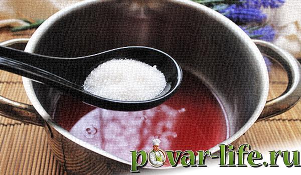 Рецепт гранатового соуса к мясу «Наршараб»