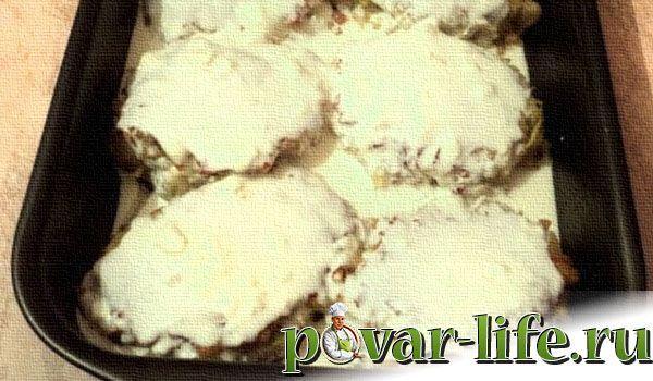 Рецепт блюда «Свинина по-степному»
