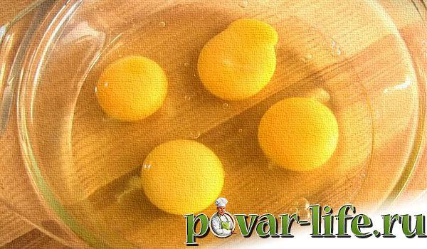 Рецепт ленивых беляшей на сковороде