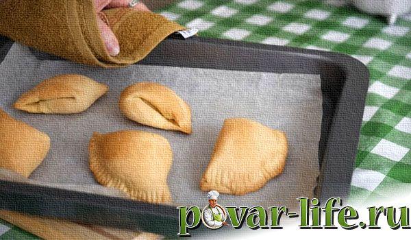 Рецепт вкусного печенья «Сугробы»