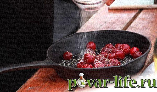 Рецепт бургеров «Черная мамба»