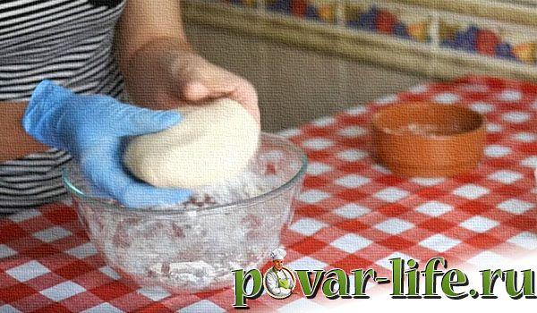 Катлама: рецепт с зелёным луком