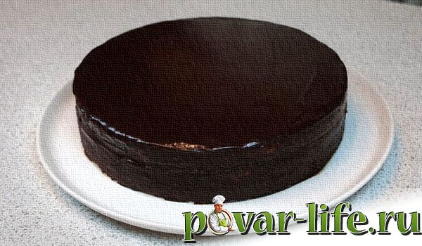 Рецепт торта «Чародейка» по госту
