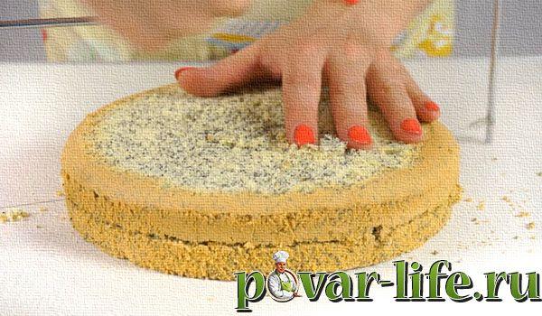 Торт клубничный поцелуй рецепт с заварным кремом