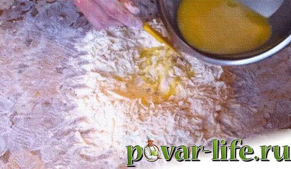 Рецепт куриных ножек в слоеном тесте