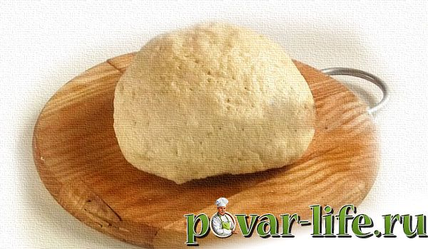 Рецепт пирожков на скорую руку