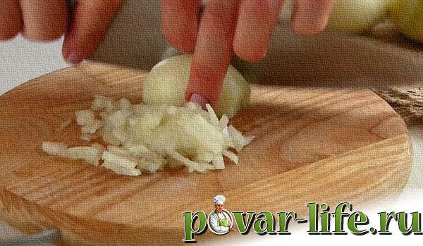 Рецепт самсы с курицей в духовке