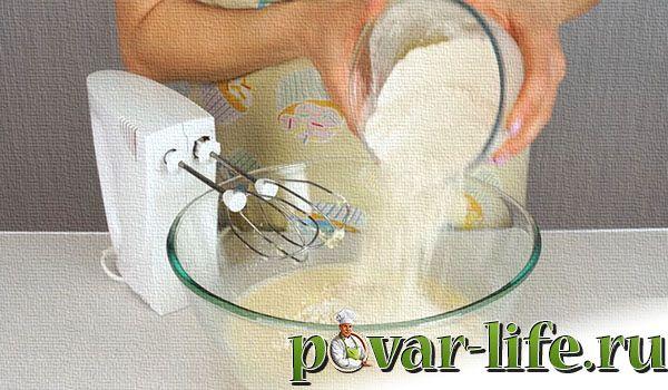 Рецепт торта «Сметанник»