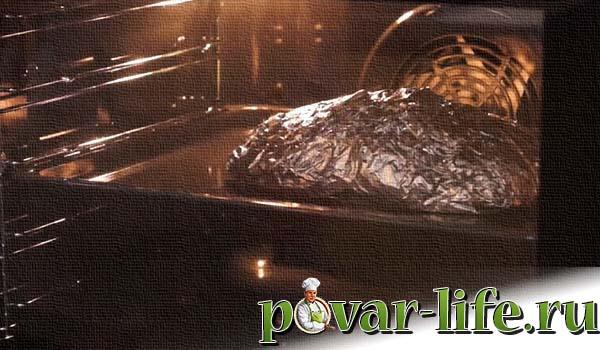 Рецепт свинины с черносливом в духовке