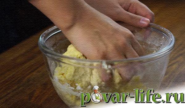 Новый рецепт пирога со сливами
