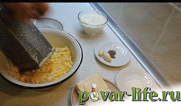 """Рецепт """"Еврейского"""" салата"""