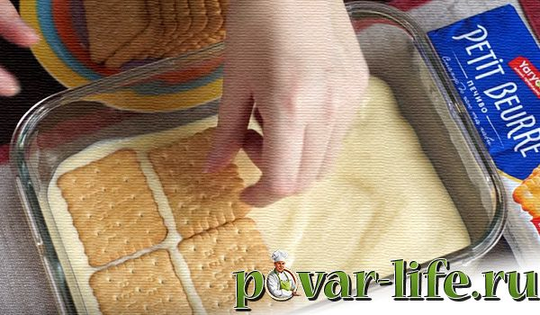 Торт без выпечки рецепт с фото