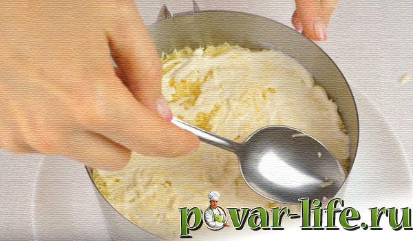 """Красивый и вкусный салат """"Коррида"""""""