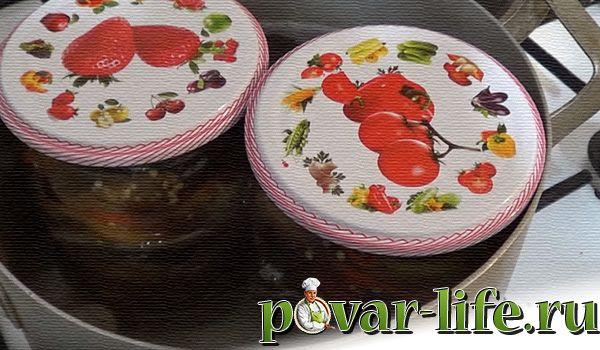 Отличная закуска баклажаны по-корейски
