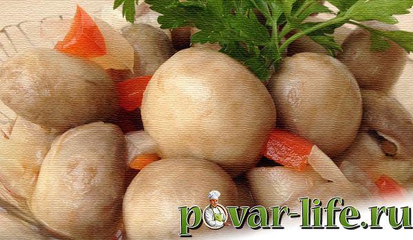 """Вкусный праздничный салат """"Русская красавица"""""""