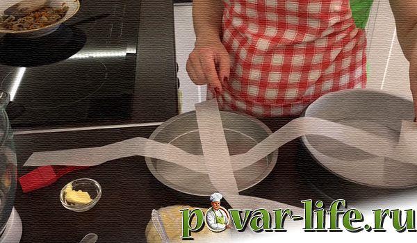 Рецепт нереально вкусного пирога с грибами
