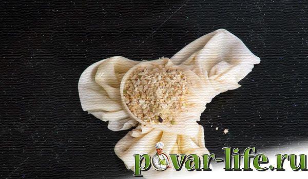 Рецепт красивой пахлавы с орехами