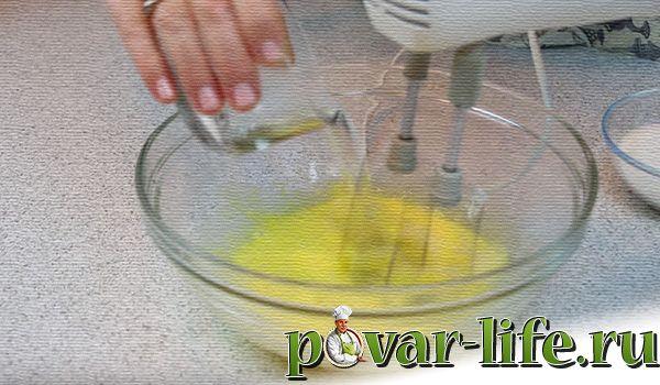 "Рецепт торта ""Норка крота"" с бананами"