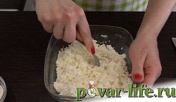 Рецепт вкусных блинов с творогом