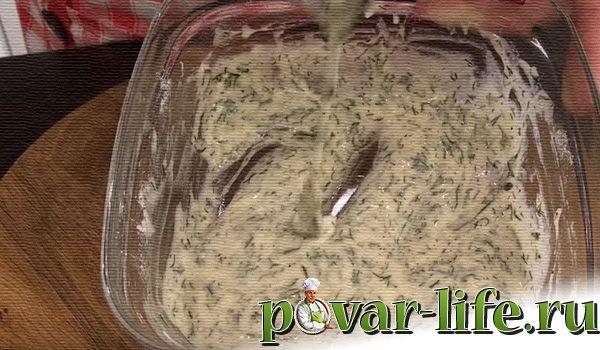 Вкусная цветная капуста в кляре