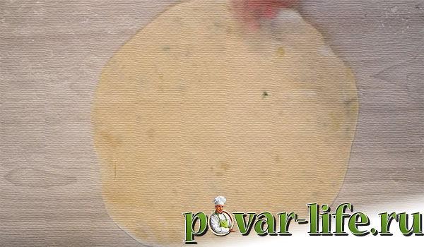 Рецепт аварский лепёшек с картошкой