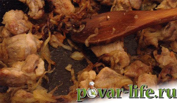 Лучшая тушеная капуста с мясом