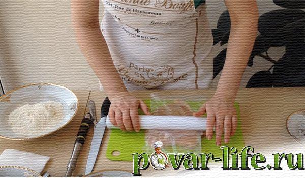 Рецепт домашних котлет по-киевски